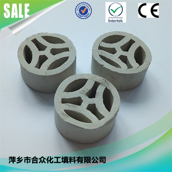 Adsorption Scrubbing Alumina Ceramic Random Packing 3Y Ring Tri-Y Ring 吸附洗涤氧化铝陶瓷散堆竞博电竞押注3Y环三Y环