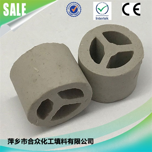 Wholesale Alumina Ceramic Tri-Y packing Rings with high quality 批发高品质氧化铝陶瓷三Y包装环