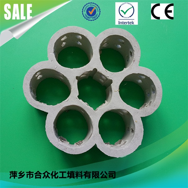 Light Micro Pores Ceramic Structured Packing for Washing Benzene Tower 用于洗涤苯塔的轻质微孔陶瓷波纹规整竞博电竞押注