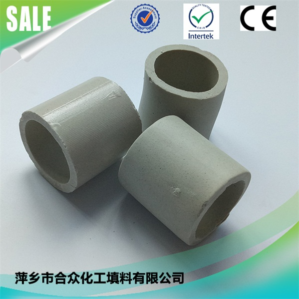 High Temperature Yellow 99.7% Alumina Ceramic Parts Rings , Round Ceramic Heater Ceramic Ring 高温黄99.7%氧化铝陶瓷零件圈,陶瓷加热器圈