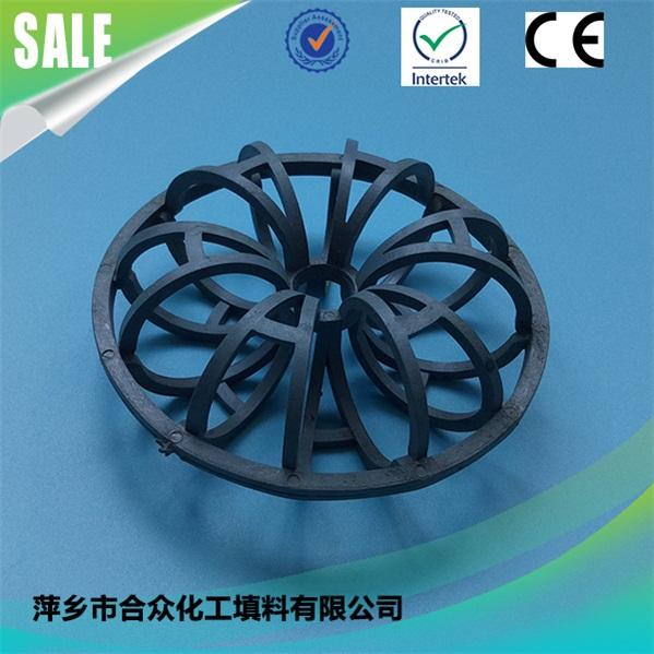 Plastic Rosette Ring 塑料泰勒花环 1 (2)