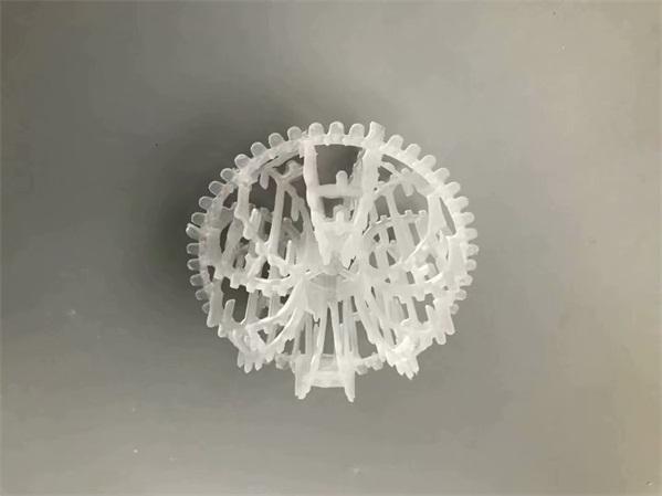 Water treatment Plastic Teller Rosette Ring PP Tellerette Packing Ring 水处理塑料滤芯泰勒花环PP碲橡胶竞博电竞押注环