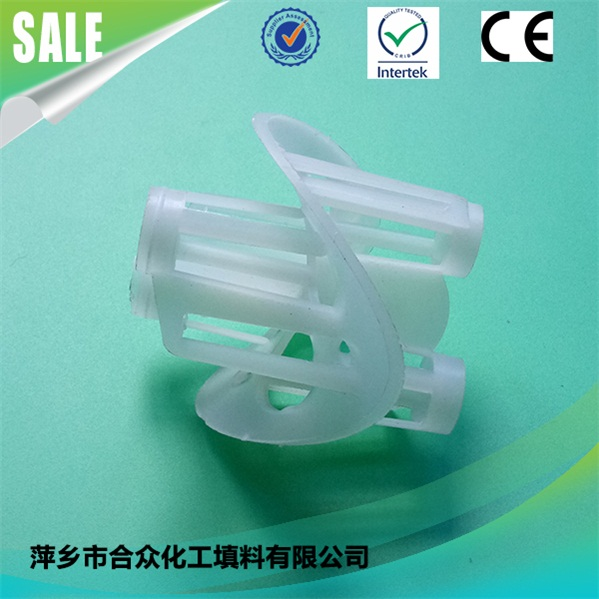 Plastic haier ring crown type in addition to dust exhaust gas spray tower environmental protection filler 塑料海尔环 皇冠型除脱烟尘废气喷淋塔环保竞博电竞押注