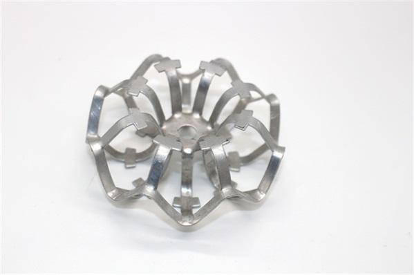 Metal Tellerette Ring金属花环