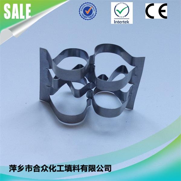 Stainless steel Metal super raschig ring for chemical tower packing 不锈钢SS304 SS316L金属超级拉西格环用于化工塔竞博电竞押注