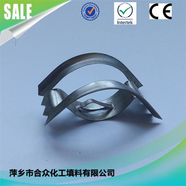 Carbon Steel and Stainless Steel metal intalox saddles random packing ring used in absorption tower 吸收塔用碳钢和不锈钢金属矩鞍环马鞍座随机竞博电竞押注环
