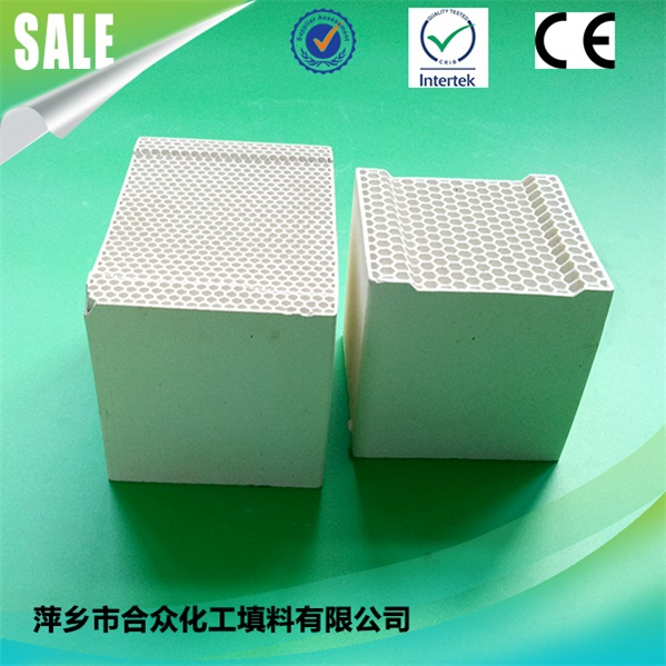 RTO Heat Exchange Honeycomb Ceramic  RTO蓄热蜂窝陶瓷 (1)